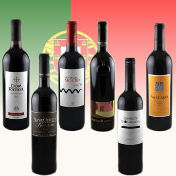 Wein Aus Portugal 6 Flaschen Portugiesischer Wein